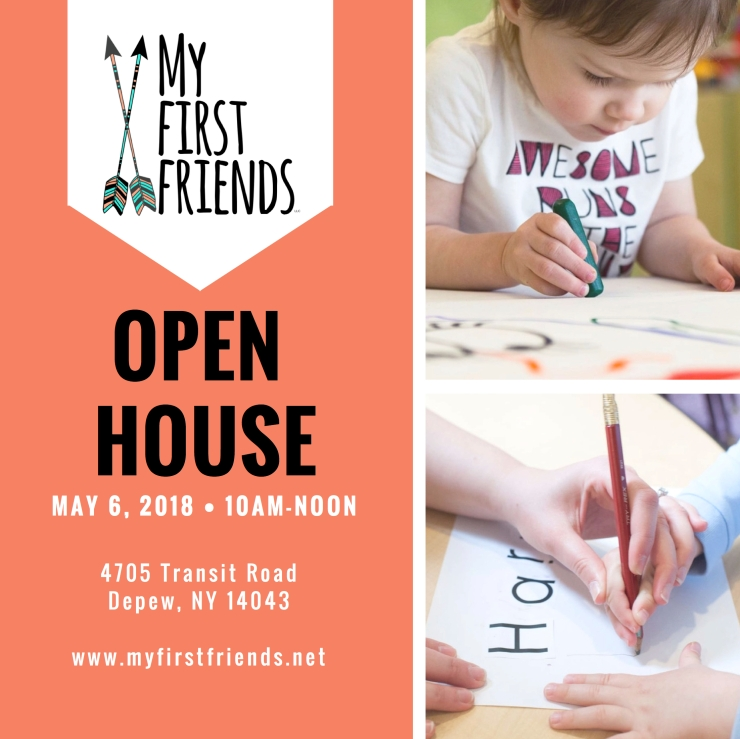 Open House May 2018